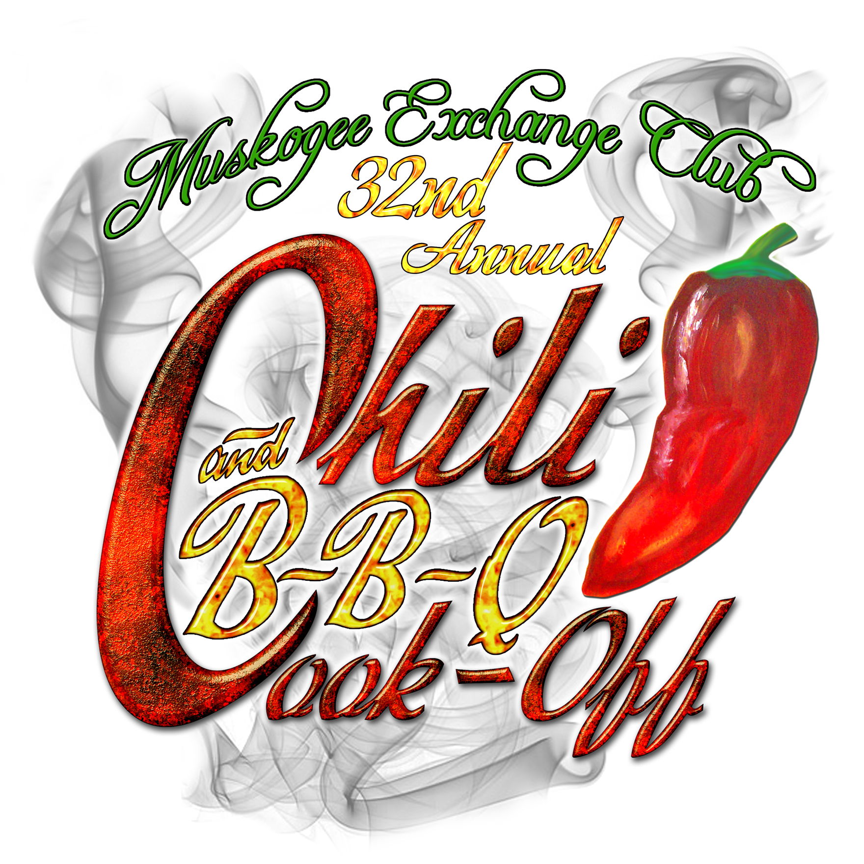 26th Annual Muskogee Exchange Club Chili and Barbeque Cook-Off