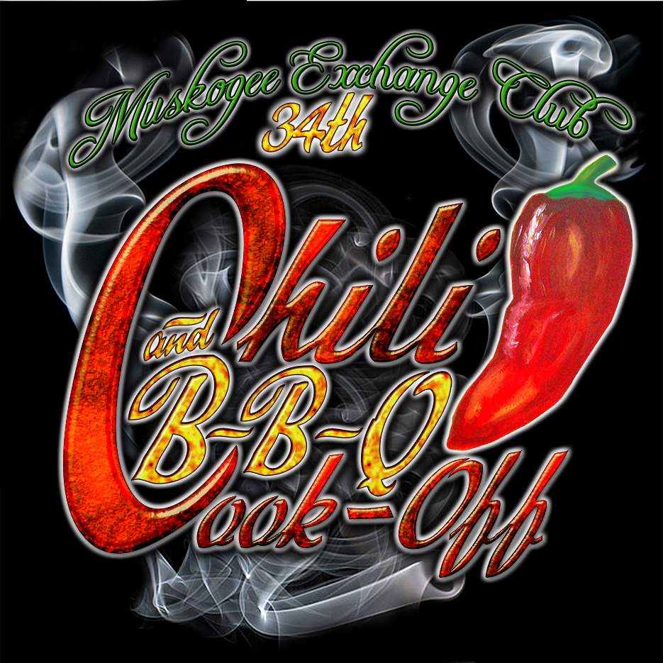 34th Annual Muskogee Exchange Club Chili and Barbecue Cook-Off